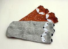 2015 Autumn Winter Hot Cute  Kids Fox Socks Totoro Socks Bear Pancake Cartoon  Girls Knee High Socks baby Long Socks
