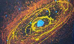 Klexbude: Andromeda-Galaxie