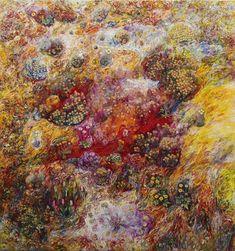 Untitled EGGERT PÉTURSSON 2010-2011 oil on canvas 165x155 cm