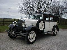 Beautiful - Morris Oxford Vintage Car