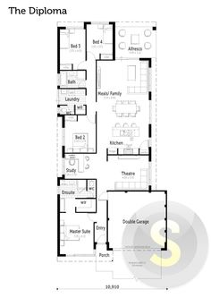 7 best house plans 125m images on pinterest house design smart homes for living alkimos home and land package malvernweather Choice Image
