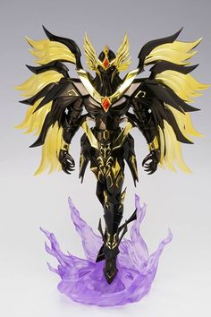 Loki, Myth Cloth EX from Bandai - Saint Seiya