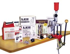 Looking For Lee Classic Cast Turret Press Kits? Titan Reloading is a Master Distributor of Lee Classic Cast Turret Press Kits.