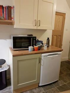 My Kitchen Make Over I Used Ronseal Kitchen Cupboard
