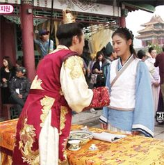 [Official] TaNyang(Empress Ki)Ta Hwan(Ji Chang Wook) and Seung Nyang(Ha Ji Won)