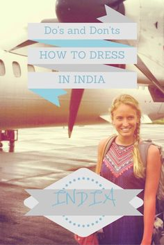 "Before I left for India, before I knew about travel blogging, I asked around: ""Does anyone know someone who backpacked India? I have so many questions! I don't know how to dress.""********  India is conservative, but there are so many different style icons and types of fashion here just like anywhere else, and not all popular styles keep the woman covered up like you would imagine."
