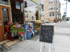 Village Market, California & 8th, Inner Richmond, SF.  My corner grocery.