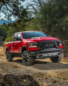 Get Ready for the Off-Road King - the Ram 1500 TRX Concept vehicle. Live up to your reputation with ultimate capability, an exceptional interior, and more. Ram Trucks, Ram Cars, Lowered Trucks, Dodge Trucks, Pickup Trucks, Dodge Suv, Chrysler Dodge Jeep, Dodge Cummins, Ram Rebel