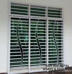 Unique Popular Window Grill Design 2018 5