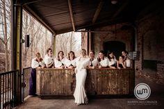 Nora and Eric's Wedding – The Cotton Room – Durham, NC – Warren McCormack Photography – Raleigh Wedding Photographer