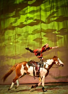 Cavalia Odysseo --so magical, so beautiful, and so dangerous with all the trick riding