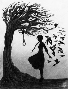 Are you, Are you coming to the tree wear a necklace of rope, side by side with me.Strange things did happen here, No stranger would it be, If we met up at midnight in the hanging tree.