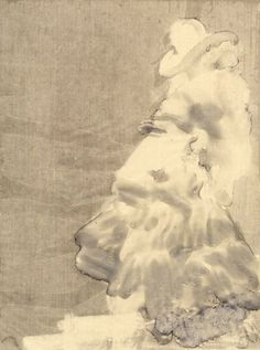 Aurore de la Morinerie - Monotype