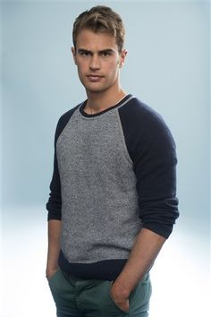 | Theo James | plays FOUR in DIVERGENT