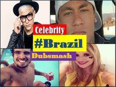 The Best  Brazil Celebrity Dubsmash Compilation | Neymar, MC Gui,Caio Ca...