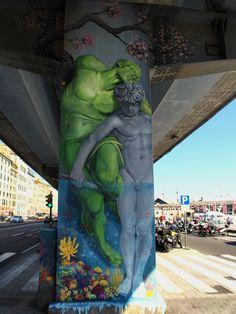 Image result for ruben carrasco art Surrealism, Contemporary Art, Street Art, Sculpture, Modern, Artwork, Painting, Image, Design