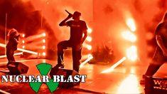 MESHUGGAH - Do Not Look Down / The Ophidian Trek (OFFICIAL LIVE VIDEO)