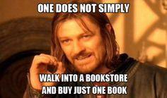 I'm more of a 4-5 book girl myself.