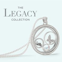Origami Owl Legacy Nesting Bubbles with Swarovski Crystals + Designed as a Charm catcher + Customizable shelf for the Legacy Living Locket + Works on Chains + Smaller 2 Bubbles fit within all Lockets. https://staciemarshman.origamiowl.com/