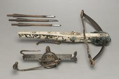 Crossbow Bolt, 1500s-1600s Germany, 16th-17th century
