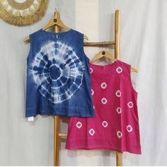 Shibori Tie Dye, Floral Tops, Women, Fashion, Moda, Top Flowers, Fashion Styles, Fashion Illustrations, Woman