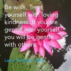 Self care...