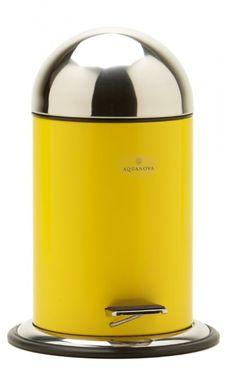 Küchenwanduhr In Pfannen Design #gelb   Alles Gelb   Pinterest ... Badezimmer Zitronengelb