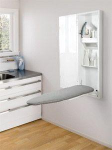 Laundry design guide - Small laundry design ideas - How to organize a laundry room Küchen Design, Home Design, Home Interior Design, Design Blog, Interior Design Ideas For Small Spaces, Kitchen Ideas For Small Spaces, Clever Kitchen Ideas, Small Space Design, Custom Design