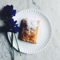 Blackberry turnovers @Amber wilson | for the love of the south
