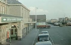 Sittingbourne train station - I travelled here every day from Sheerness for school. Airport Transportation, Train Station, 1950s, England, Street View, History, Random Things, Places, Nostalgia