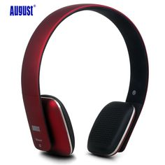 34.38$  Watch here - http://aliu4h.shopchina.info/go.php?t=32650498697 - August EP636 Bluetooth Wireless Headphones with Microphone/NFC Comfortable On Ear HIFI Stereo Cordless Headset for PC,Smartphone 34.38$ #magazineonlinewebsite