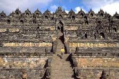 Borobudur Temple so beautiful