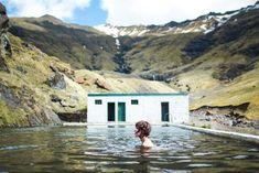 Seljavallaug Hot Springs, Southern Iceland  Elizabeth Gadd Photography #iceland