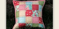 Accent Yours With Stitches in a Color to Complement the Fabrics You Choose! This pretty little pillow is the perfect project for trying your hand at big-stitch hand quilting with Perle Cotton (if you haven't already!). Simple patchwork is made into something special with big colorful quilting stitches. Many pillow covers are turned, rather than …