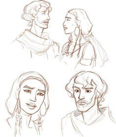 The Prince Of Egypt art Character Design Animation, Character Drawing, Egypt Concept Art, Prince Of Egypt, Disney And Dreamworks, Dreamworks Skg, Egypt Art, Sketch Inspiration, Disney Fan Art
