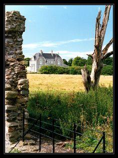 I wanna go.Rattoo Abbey House, at Ballyduff, in north Kerry, Ireland Ireland Travel, Celtic, Irish, Europe, Adventure, History, Lady, House, Historia