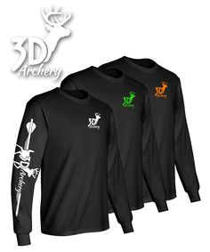 Archery T Shirt Long Sleeve archery hunting target compound bow recurve arrow 3d Archery, Archery Shirts, Hunting Shirts, Archery Hunting, Bow Hunting, Crossbow Targets, Cool Shirts, Motorcycle Jacket, Adidas Jacket