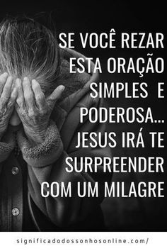 Faça essa oração com fé e se surpreenda com o milagre que Jesus irá fazer em sua vida! Clique no pin e confira! #oração Catholic Prayers, Roger Nelson, Quotes About God, Good Vibes, Namaste, Wisdom, Faith, Thoughts, Life