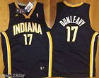 For Sale - Mike Dunleavy Indiana Pacers Blue Adidas Swingman Mens Sewn Jersey XL #17 NWT - See More At http://sprtz.us/PacersEBay
