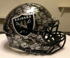 They need to make this their alternate helmet