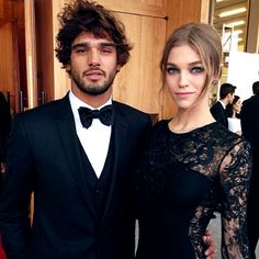 - smh it could be Artor and Guinie - MARLON TEIXEIRA & Samantha Gradoville~real life girlfriend
