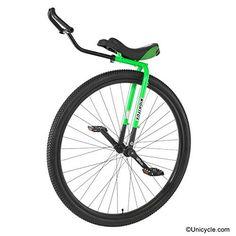 Nimbus 36 Nightfox Unicycle - Disc Brake Ready -Hub and Brake Included! - http://www.bicyclestoredirect.com/nimbus-36-nightfox-unicycle-disc-brake-ready-hub-and-brake-included/
