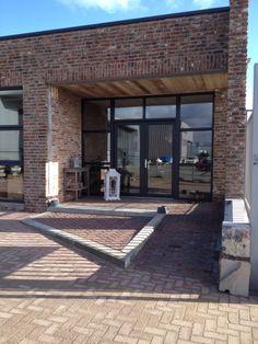Wc vloer van oude tegels frissen rustiek bouwen wonen pinterest van - Ingang kast ...