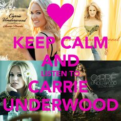 keep calm and love carrie underwood | Nobody has voted for this poster yet. Why don't you?