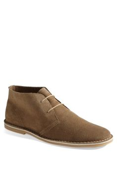 3f84c2bff6358 1901  Brent  Chukka Boot (Men) available at  Nordstrom Casual Dresses