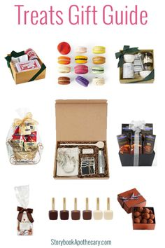 Treats Gift Guide