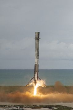 RS-11 launched to the International Space Station at 5:07pm EDT, June 3, 2017. The Dragon spacecraft successfully reached Earth orbit ten minutes after launch with over 5,880 pounds of cargo and experiments.   The Falcon 9 rocket's first stage successfully touched down at LZ-1 eight minutes after launch, marking the company's eleventh intact booster recovery since December 2015.  P/c: SpaceX