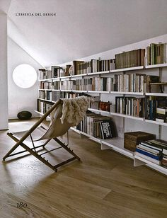 Maddalena de Padova essence of design for Marie Claire Maison Bookshelf Inspiration, Italian Furniture, Bookshelves, Indoor, Interiors, House Ideas, Homes, Design, Home Decor