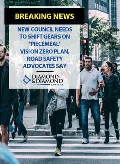 New council needs to shift gears on 'piecemeal' Vision Zero plan, road safety advocates say Toronto Street, Toronto Star, Personal Injury Lawyer, Current News, It Hurts, Safety, How To Plan, Sayings, Security Guard