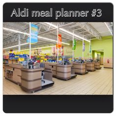 Aldi Meal Planner #3   Here are some of my favorite and most popular Aldi Meals.   Check here for the grocery list .   Meals:  Taco Soup  Ge...